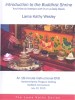 Introduction to the Buddhist Shrine (DVD)