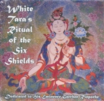 White Tara of the Six Shields (CD)