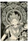 Face of Lokeshvara