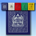 Mini Prayer Flags, Set of 10