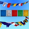 Prayer Flags, Set of 10