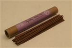 Bodhi Leaf Incense Shing-Tsa (long), Concentration and Meditation