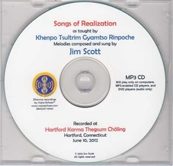 Songs of Realization as taught by Khenpo Tultrim Gyamtso Rinpoche