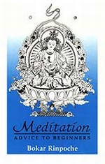 Meditation Advice to Beginners <br>  By: Bokar Rinpoche