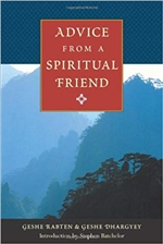 Advice from a Spiritual Friend <br> By: Geshe Rabten, Geshe Dhargyey