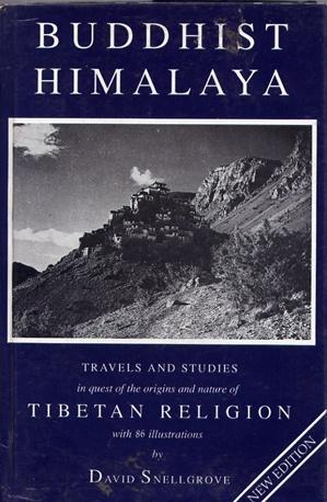Snellgrove Himalaya cover art
