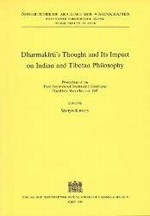 Dharmakirti's Thought and its Impact on Indian and Tibetan Philosophy <br> By: Katsura, S