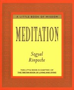 Meditation: A Little Book of Wisdom <br> By: Sogyal Rinpoche