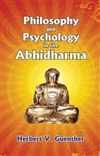 Philosophy and Psychology in the Abhidharma