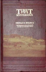 Tibet the Mysterious <br>  By: Holdich Thomas