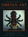 Treasures of Tibetan Art: The Collections of the Jacques Marchais Museum of Tibetan Art <br> By: Lipton & Ragnubs