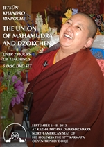 Union of Mahamudra and Dzokchen