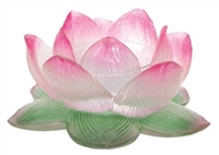 Lotus Flower Votive Candle Holder