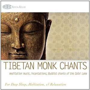Tibetan Monk Chants: Meditation Music, Incantations, Buddist Chants of the  Dalai Lama , CD By: Robbins Island Music