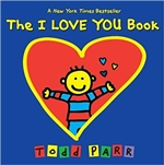 I Love You Book