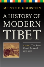 History of Modern Tibet, Volume 3: The Storm Clouds Storm Descend: 1955 -1957 <br> By: Goldstein, Melvyn C.