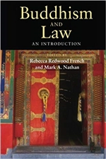 Buddhism and Law: An Introduction, Rebecca Redwood French