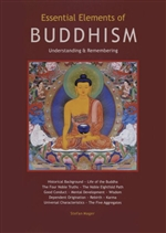 Essential Elements of Buddhism Guide: Understanding & Remembering