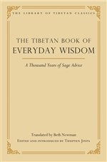 Tibetan Book of Everyday Wisdom: A Thousand Years of Sage Advice