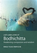 Lazy Lama Looks At Bodhichitta