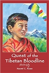 Quest of the Tibetan Bloodline, Naomi Rose