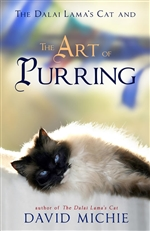 Dalai Lama's Cat and the Art of Purring  David Michie