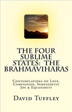 The Four Sublime States: The Brahmaviharas: Contemplations on Love, Compassion, Sympathetic Joy and Equanimity, David Tuffley