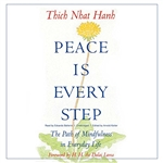 Peace Is Every Step MP3 CD