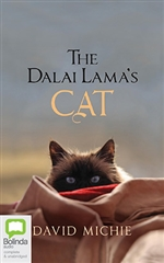 Dalai Lama's Cat (MP3 CD) David Michie