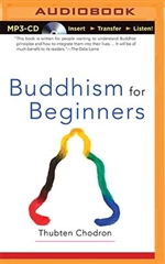 Buddhism for Beginners, MP3 CD
