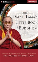 Dalai Lama's Little Book of Buddhism (CD)