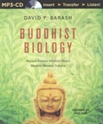 Buddhist Biology by David P Barash MP3 CD