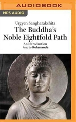 The Buddha's Noble Eightfold Path(MP3 CD), Urgyen Sangharakshita