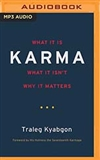 Karma: What It Is, What It Isn't, Why It Matters, Traleg Kyabgon Rinpoche, Brilliance Audio, MP3 CD