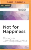 Not for Happiness: A Guide to the So-Called Preliminary Practices (MP3 CD)