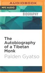 Autobiography of a Tibetan Monk MP3 CD Palden Gyatso