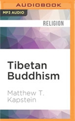 Tibetan Buddhism: A Very Short Introduction (MP3 CD) Matthew T. Kapstein
