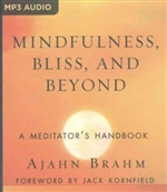 Mindfulness, Bliss, and Beyond: A Mediator's Handbook (MP3 CD,  Ajahn Brahm