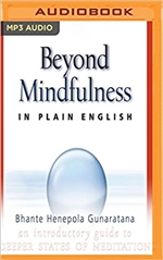 Beyond Mindfulness in Plain English An Introductory Guide to Deeper States of Meditation