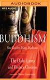 Buddhism: One Teacher, Many Traditions (MP3 CD) Thubten Chodron, His Holiness the Dalai Lama