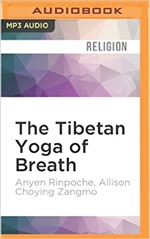 Tibetan Yoga of Breath: Breathing Practices for Healing the Body and Cultivating Wisdom, Anyen Rinpoche,  Allison Choying Zangmo