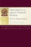 Ornament of the Great Vehicle Sutras
