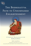 Bodhisattva Path to Unsurpassed Enlightenment