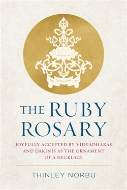 The Ruby Rosary, Thinley Norbu