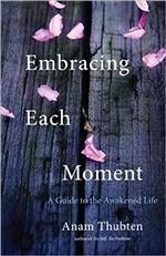 Embracing Each Moment: A Guide to Awakened Life, Anam Thubten