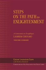 Steps on the Path to Enlightenment 5