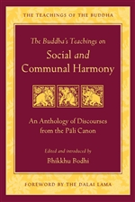 Buddha's Teachings on Social and Communal Harmony