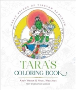Tara's Coloring Book: Great Beings of Tibetan Buddhism