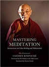 Mastering Meditation: Instructions on Calm Abiding and Mahamudra, His Eminence Choden Rinpoche