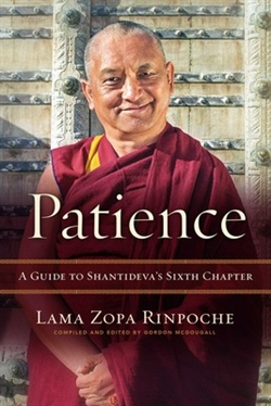 Patience: A Guide to Shantideva's Sixth Chapter By: Lama Zopa Rinpoche